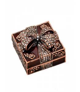 Кутия за бижута панделка