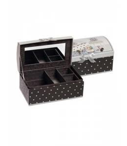Кутия за бижута Париж със заоблен капак