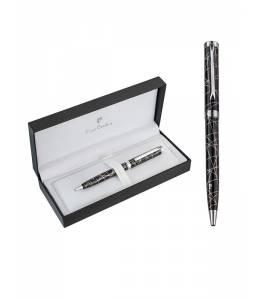 Черна химикалка Pierre Cardin в кутия