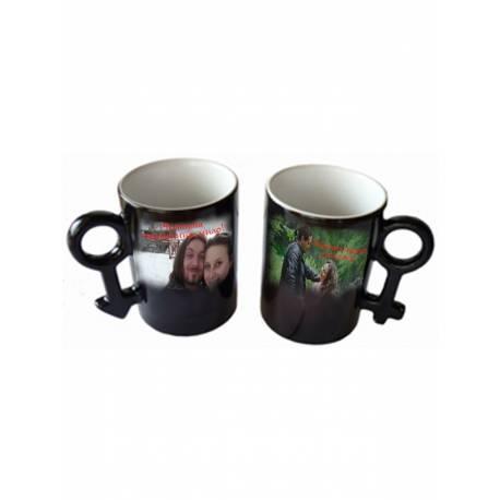 Комплект магически чаши с Ваша снимка