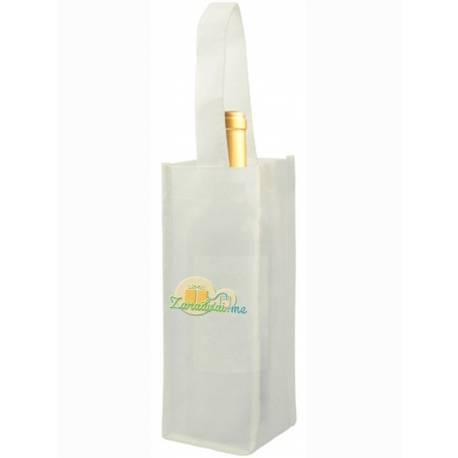 Чанта за вино с лого или снимка