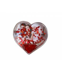 Heart shape paperweight