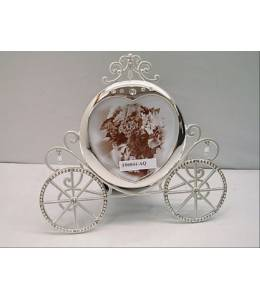 Carriage frame with your photo