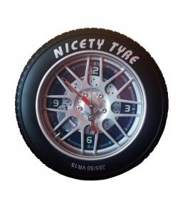 Стенен часовник гума