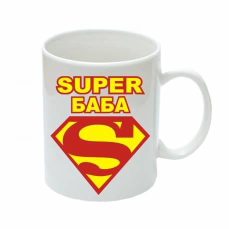 Чаша Супер Баба