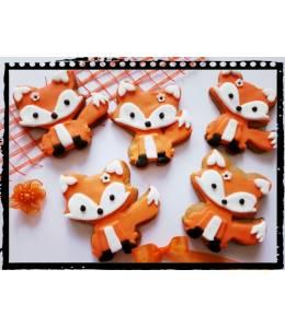 Little fox cookies