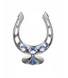 Sylver horseshoe Swarovski elements