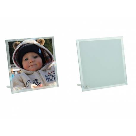 Стъклена рамка със снимка