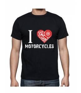 T-shirt motor fan