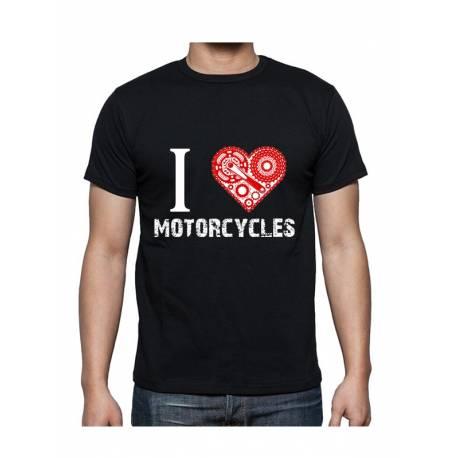 Тениска моторист