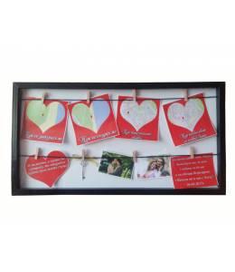 Love story frame