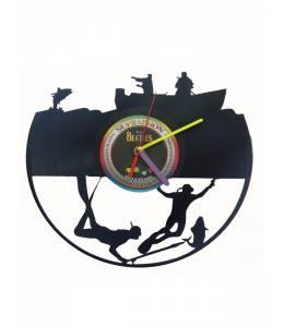 Часовник грамофонна плоча рибари