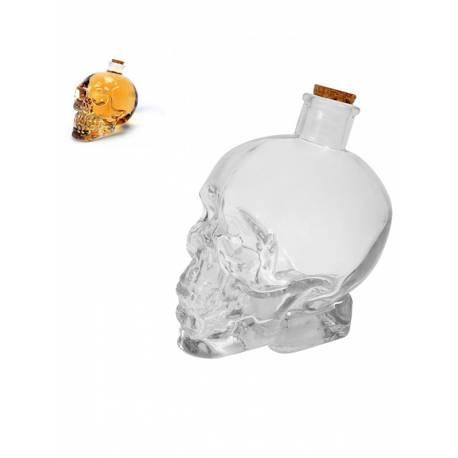Бутилка череп