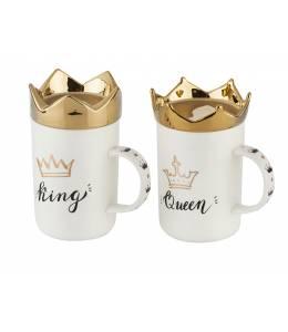 2 чаши крал и кралица