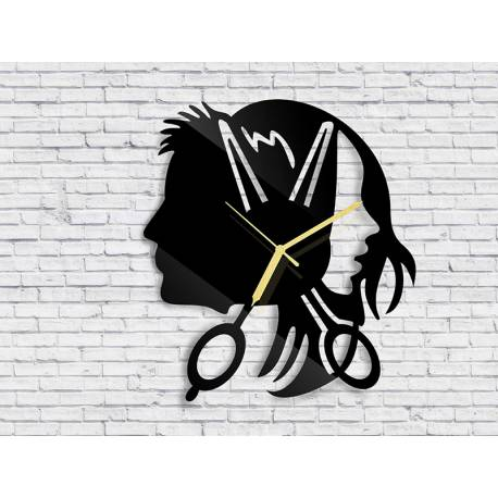 Часовник за фризьорски салон