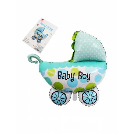 Балон бебешка количка