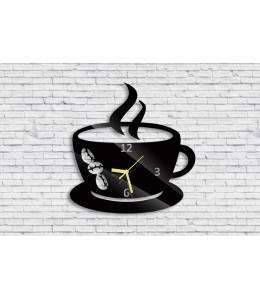 Стенен часовник кафе