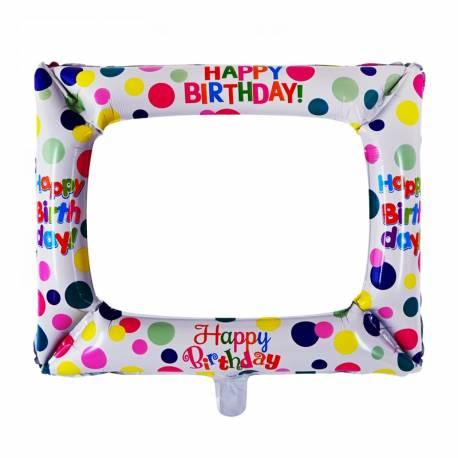 Балон фоторамка за рожден ден