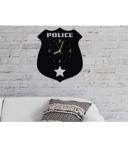 Стенен часовник полиция